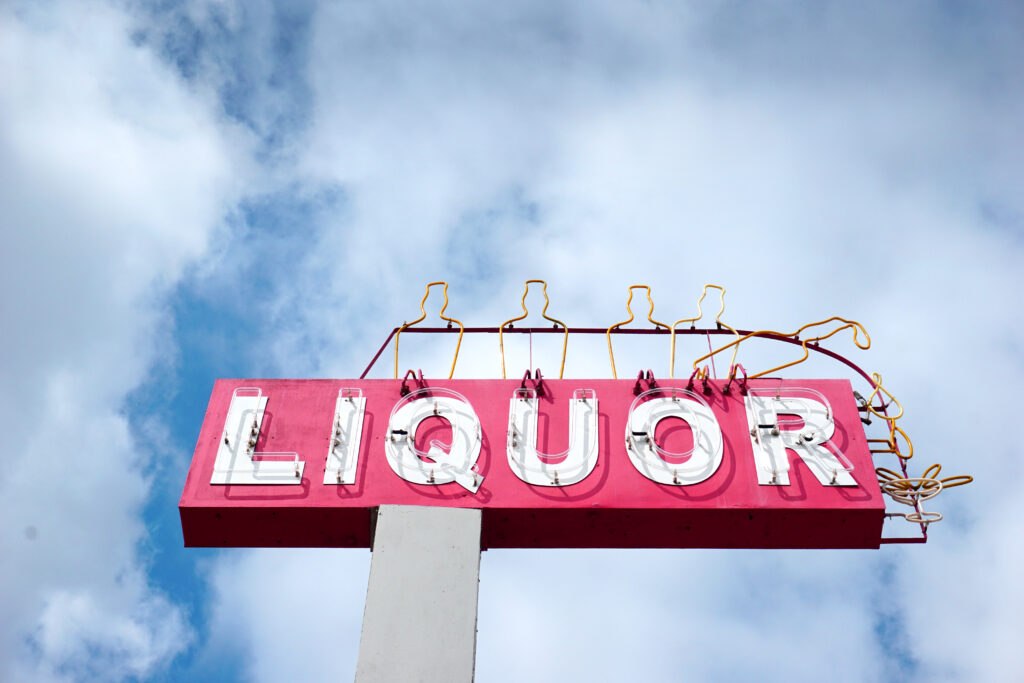 Could being famous hurt your chances of getting a liquor license renewal?
