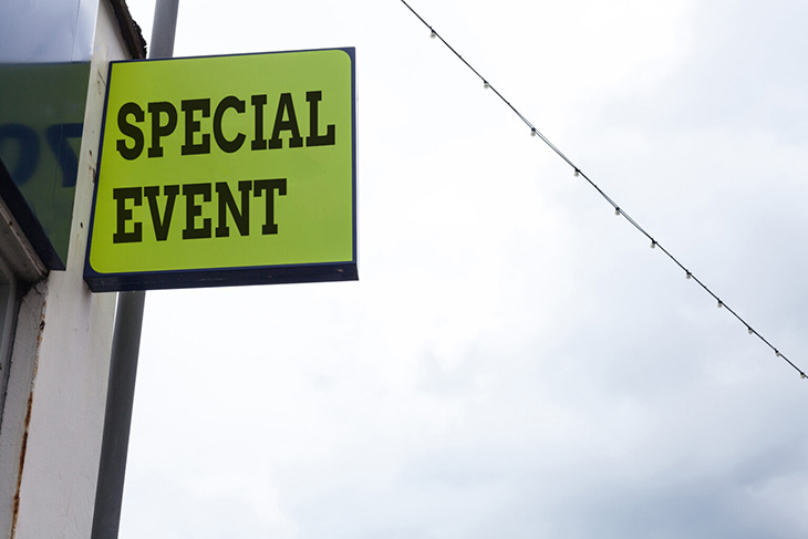 Do You Have a Game Plan? Avoid Special Event Fumbles During the Big Game!